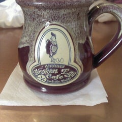 Photo taken at Another Broken Egg Cafe by Chloe P. on 8/9/2012