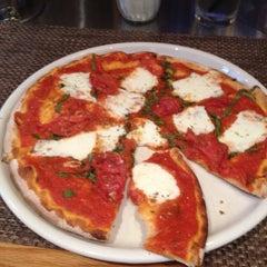 Photo taken at Matchbox Vintage Pizza Bistro by Chris on 5/7/2012