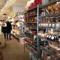 Photo taken at Citarella Gourmet Market - Upper East Side by Terri N. on 2/20/2012