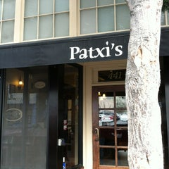 Photo taken at Patxi's Pizza by Robert P. on 3/18/2012