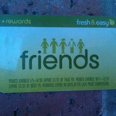 Photo taken at Fresh & Easy Neighborhood Market by Robert E. on 7/17/2012