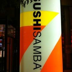 Photo taken at SUSHISAMBA by Rodrigo V. on 5/21/2012
