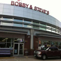Photo taken at Bobby & Steve's Auto World by Dave on 7/19/2012