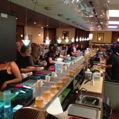 Photo taken at House of Japan-seafood Sushi and steak hibachi by Ellick K. on 5/2/2012