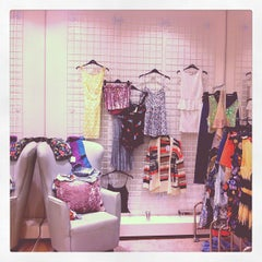 Photo taken at Topshop by Jenn T. on 7/31/2012
