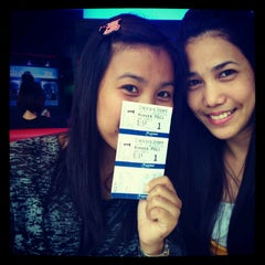 Photo taken at Cathay Cineplex by Grelyn on 4/10/2012