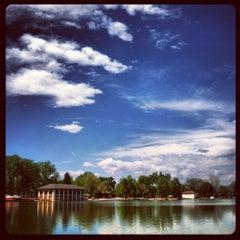 Photo taken at Washington Park by Naomi T. on 4/29/2012