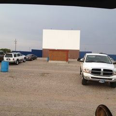 Photo taken at Stars & Stripes Drive-In Theatre by Chad S. on 6/2/2012