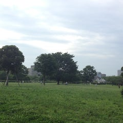 Photo taken at 木場公園 by T Y. on 7/14/2012