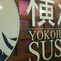 Photo taken at Yokohama Sushi by Richard L. on 2/23/2012