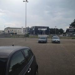 Photo taken at Parcheggio Via Sassonia by Namer M. on 6/4/2012