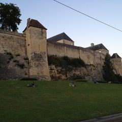 Photo taken at Château de Caen by Laurent on 7/22/2012