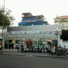 Photo taken at Saigon Square by Téré B. on 3/16/2012