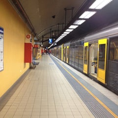 Photo taken at Bondi Junction Station by Kaine T. on 7/21/2012