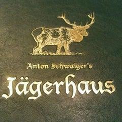 Photo taken at Jägerhaus by Vertigo D. on 2/18/2012