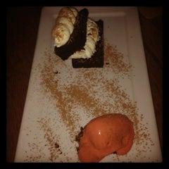 Photo taken at Batch Restaurant & Bar by Dahvi S. on 3/1/2012