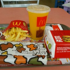 Photo taken at McDonald's by amanda b. on 3/8/2012