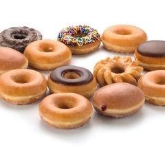 Photo taken at Krispy Kreme Doughnuts by Judge C. on 8/25/2012