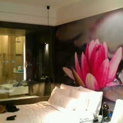 Photo taken at The Westin Hyderabad Mindspace by Yogendra J. on 4/20/2012