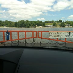 Photo taken at Golden Eagle Ferry by JZ on 5/21/2012