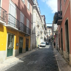Photo taken at Bairro Alto by Hélder S. on 8/13/2012