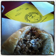 Photo taken at Cheese Steak Shop by Mr. CEO on 7/27/2012