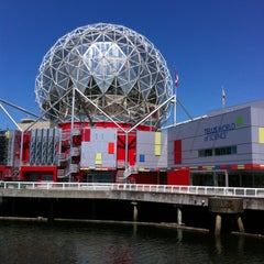 Photo taken at Science World at TELUS World of Science by Timothy E. on 5/26/2012