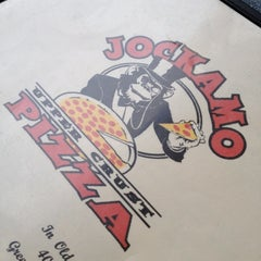 Photo taken at Jockamo Upper Crust Pizza by Cecil E. on 6/23/2012