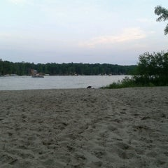 Photo taken at Long Lake by Kristy J. on 7/5/2012