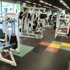 Photo taken at 24 Hour Fitness by ClarkKent S. on 6/4/2012
