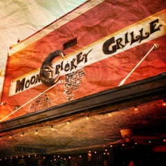 Photo taken at Moon Cricket Grille by ObieTheGreat D. on 3/13/2012