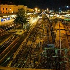 Photo taken at Ponte di Galliera by Antonio I. on 5/6/2012