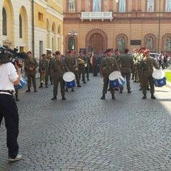 Photo taken at Poste Italiane by Davide F. on 5/27/2012