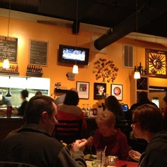 Photo taken at The Egg Bistro by Joey C. on 2/18/2012