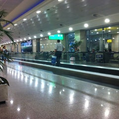 Photo taken at Terminal 3 by Mohamed A. on 7/31/2012