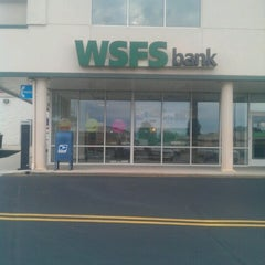 Photo taken at WSFS Bank Prices Corner by Christopher W. on 8/20/2012