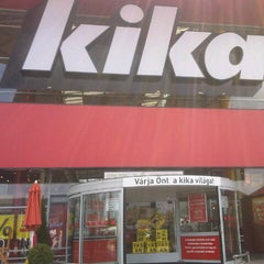 Photo taken at Kika by Bence C. on 7/27/2012