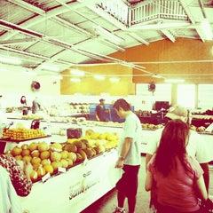Photo taken at Mercado Municipal de Santo Amaro by Nel H. on 8/4/2012