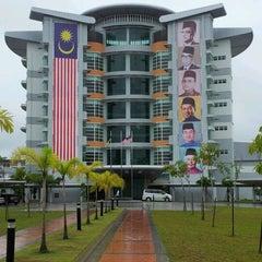 Photo taken at Akademi Kepimpinan Pengajian Tinggi (AKEPT) by Amiess74 on 3/8/2012