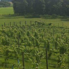 Photo taken at The Vineyard and Brewery at Hershey by Sara B. on 6/24/2012