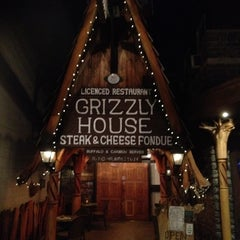 Photo taken at Grizzly House by Gary D. on 2/7/2012