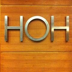 Photo taken at Hotel O'Higgins by Rodrigo A. on 3/18/2012