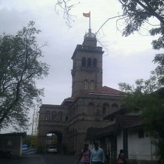 Photo taken at Savitribai Phule Pune University by Shivani M. on 7/6/2012
