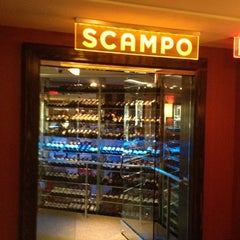 Photo taken at Scampo at The Liberty Hotel by ✨ Larry S. on 3/20/2012