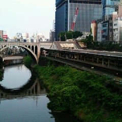 Photo taken at 御茶ノ水駅 (Ochanomizu Sta.) by 賢一 植. on 6/2/2012