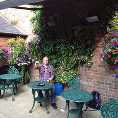 Photo taken at The Market Pub by Shoreham-Boy on 8/19/2012