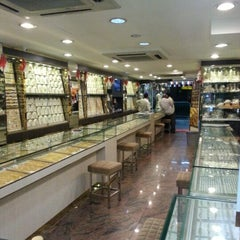 Photo taken at Kamala Jewellers Pte Ltd by Bala K. on 7/26/2012