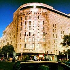 Photo taken at El Corte Inglés by Alberto E. on 5/11/2012