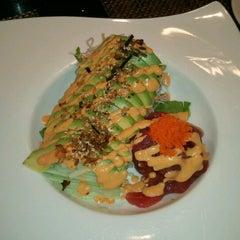 Photo taken at Roppongi Sushi Restaurant by Sparky S. on 7/23/2012