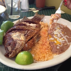 Photo taken at Mi Tierrita Mexican Restaurant by Mark L. on 3/4/2012